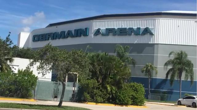 The Hertz Corporation will take over the naming rights of the Estero arena, located a few miles from its global headquarters, on Oct. 1.