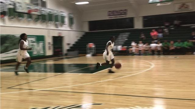 The back-to-back-to-back 7A state champion Green Wave opened their home schedule with a 46-36 victory over the Seahawks on Monday.