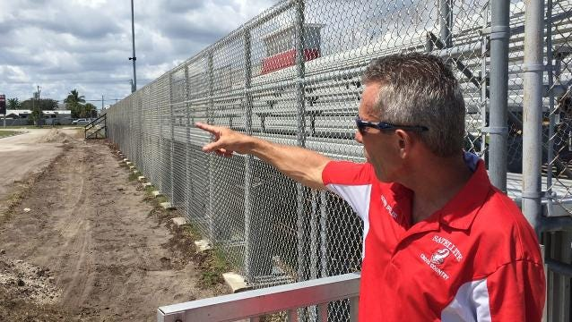 Butler on rubber track coming to Satellite High