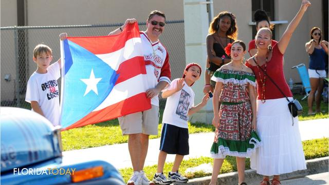 Video: Puerto Ricans in Central Florida