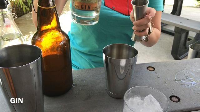 Suzy Cooks: Brix Project Cocktails