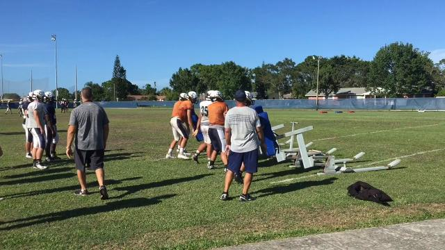 Keith Headd on Eau Gallie's growth as a program