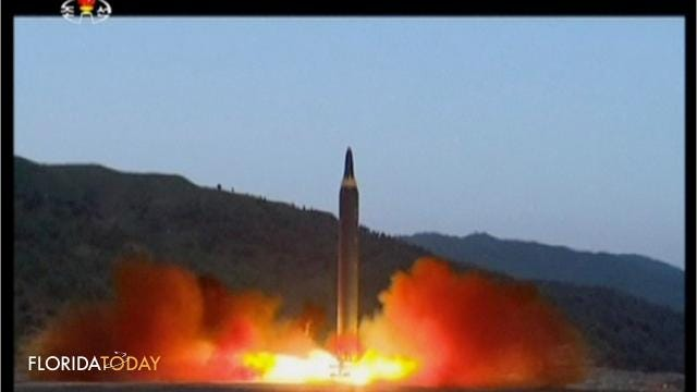 Guam missile threat