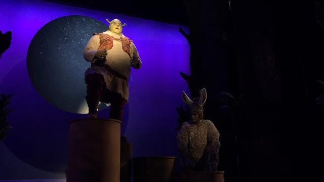 Shrek The Musical at Titusville Playhouse