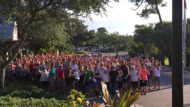 FLORIDA TODAY Community Walk at Brevard Zoo