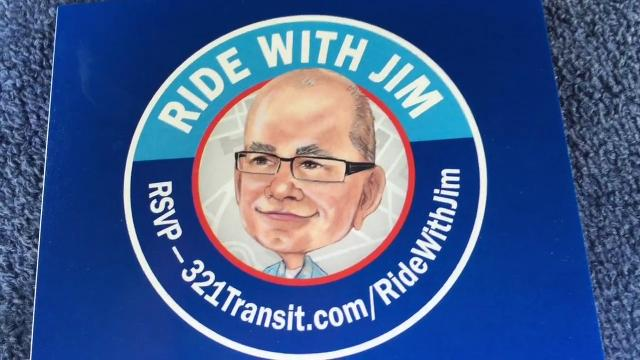 Ride the bus with Jim, then give your input