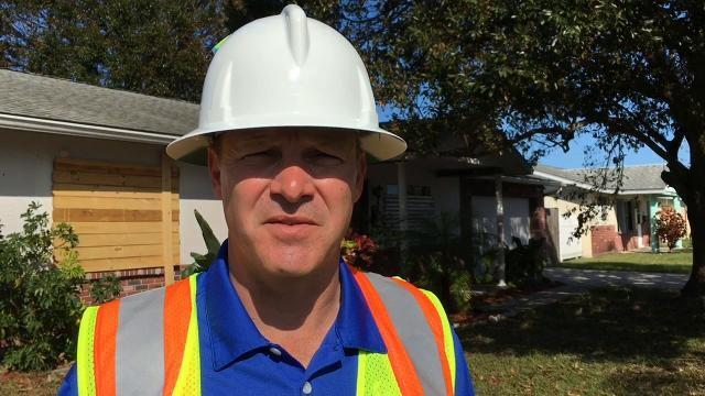 Florida Power and Light president talks about Brevard