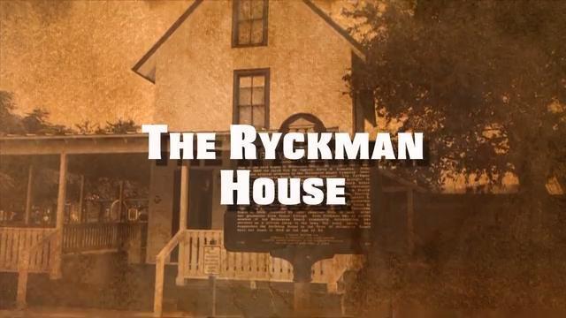 Haunted Brevard: What's creaking around upstairs in the Ryckman House?