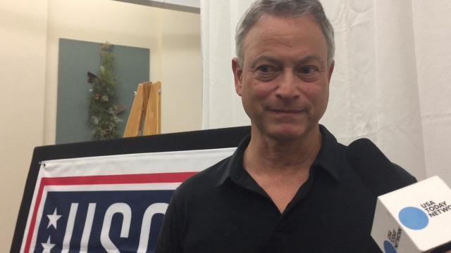Gary Sinise on Lt. Dan Band: 'It's a service mission'