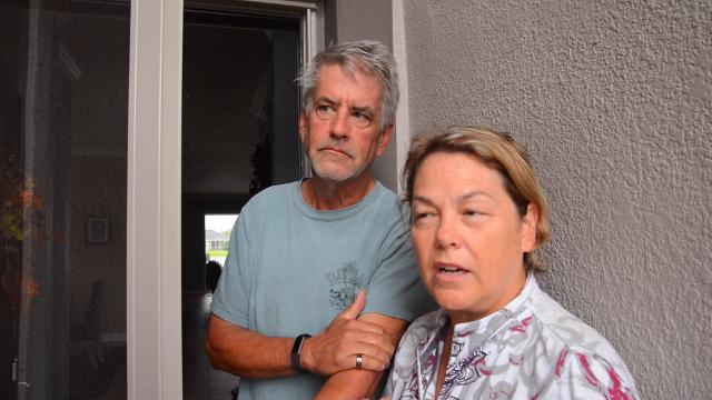 Las Vegas shooter's former neighbors in Viera: 'He seemed normal'