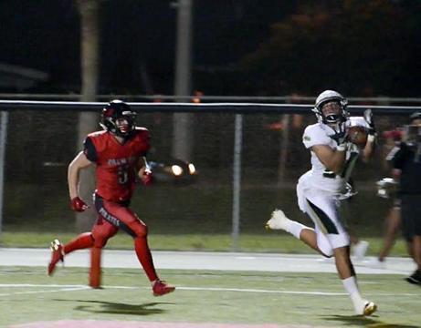 Watch: Quinton Russack scores a touchdown vs. Palm Bay
