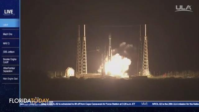 Today on the News in 90 Seconds, the start of the biggest corruption trial in a generation, United Launch Alliance sends an Atlas V soaring and a suspect is sought in a CVS robbery. Video by Rob Landers. Posted 10/16/17