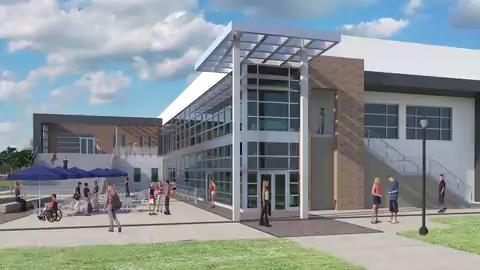 EFSC breaks ground on the new student union facility on it's Melbourne campus. Video by EFSC. Posted Oct. 16, 2017.