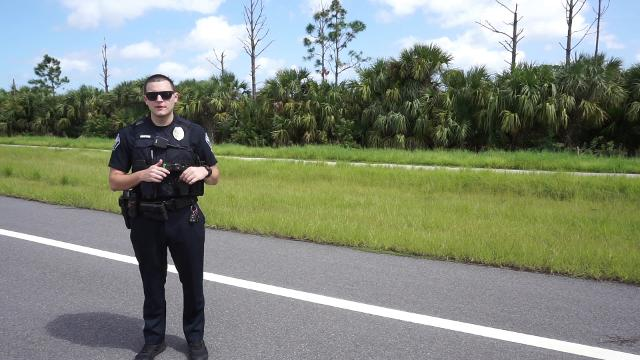 Palm Bay PD give residents some tips and tricks to stay safe during the holiday.