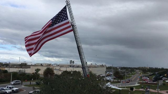 Veterans Day event at Brevard Veterans Center