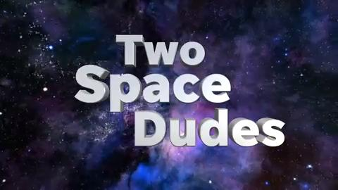 Two Space Dudes review 2017 big events in space launches