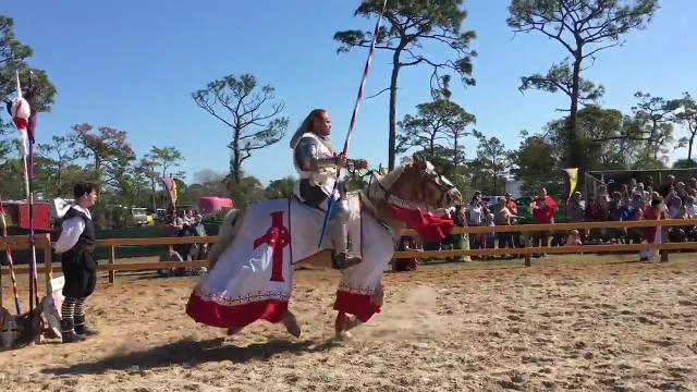 Scenes from the first of three weekends of the Brevard Renaissance Fair at Wickham Park, Melbourne. Video by Tim Shortt. Posted 1/21/18.