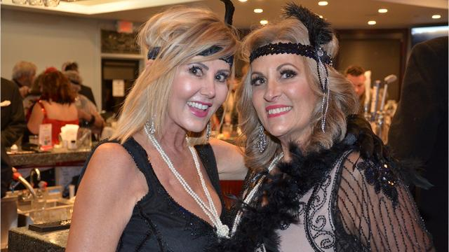 Rockledge Country Club celebrated 100 years of service by hosting a speakeasy party on Jan. 18, 2018.