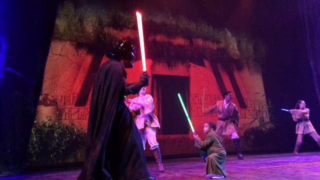 Disney Cruise Line hosted a Star Wars at Sea media day on board the Disney Fantasy at Port Canaveral..  by Luann Manderville, FLORIDA TODAY Posted Feb. 3, 2018