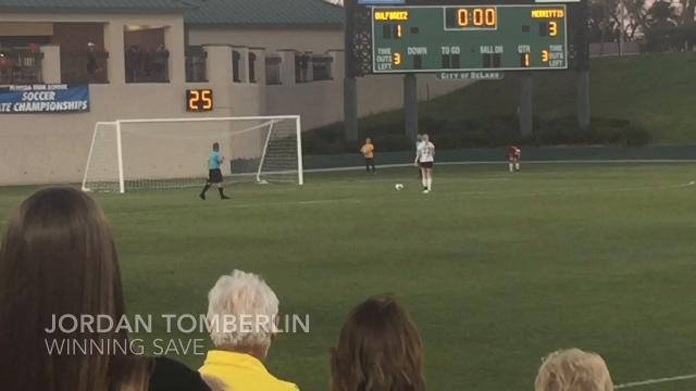 Merritt Island wins penalty kicks, 3A girls soccer