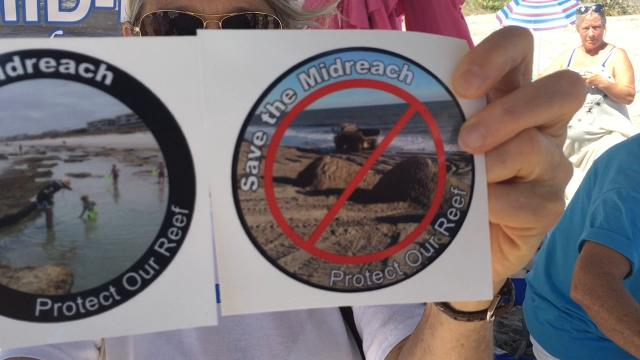 Group trying to save the mid-reach reefs