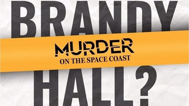 Brandy Hall: A retired detective's last case