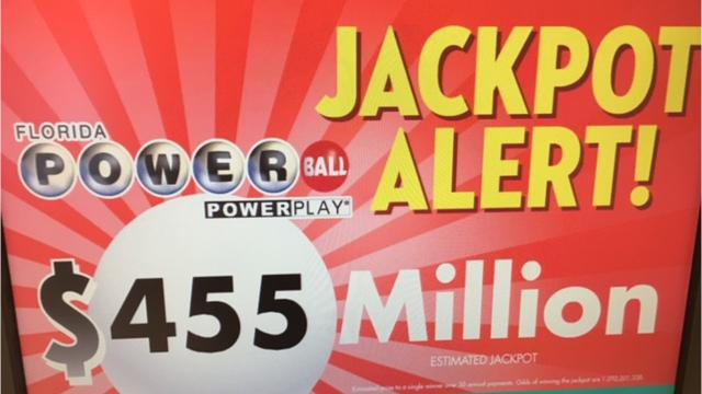 The $455 million Powerball drawing will be held on the night of St. Patrick's Day. How lucky will you be? Video by Hillard Grossman, FLORIDA TODAY Posted March 15, 2018