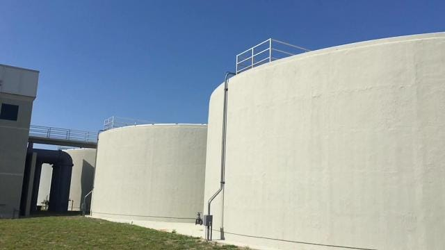 Brevard hopes to build new wastewater treatment plant