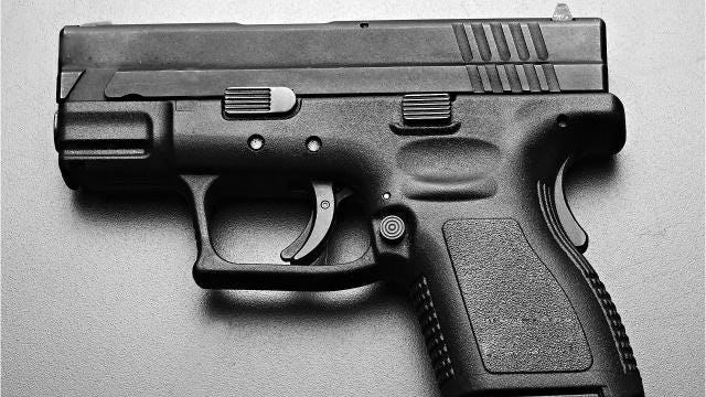 county it s ok for government employees to carry guns to work