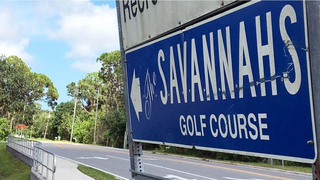 A rundown of how things stand with three county-owned golf courses -- The Savannahs, The Habitat and Spessard Holland --  and a lawsuit filed by the county against the courses' previous management company. Uploaded May 17, 2018.