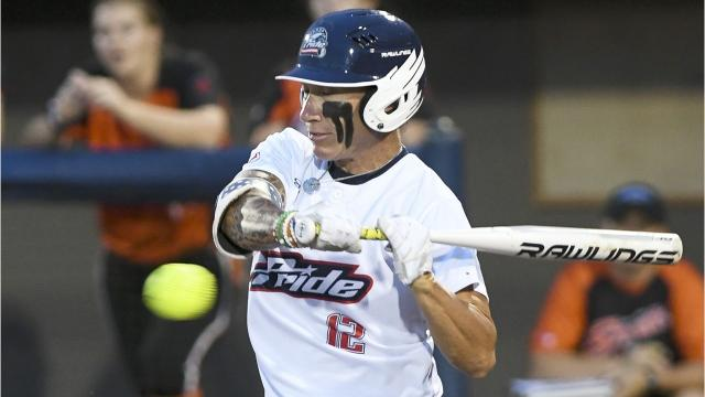 Pro softball is back in Brevard for the second year. The USSSA Pride has a new look. Video by Hillard Grossman/FLORIDA TODAY Posted May 28, 2018
