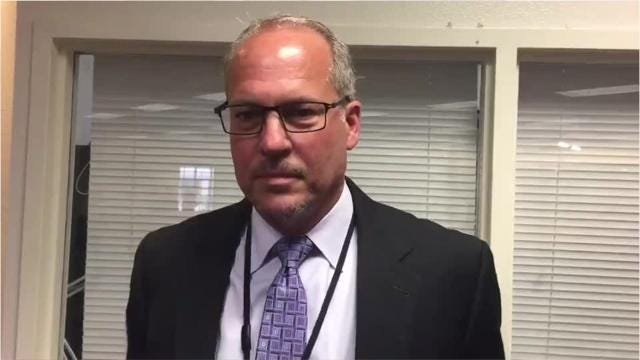 On June 12, 2018, the Brevard School Board named Mark Mullins as the superintendent who will succeed outgoing superintendent Desmond Blackburn. Video by Caroline Glenn, FLORIDA TODAY