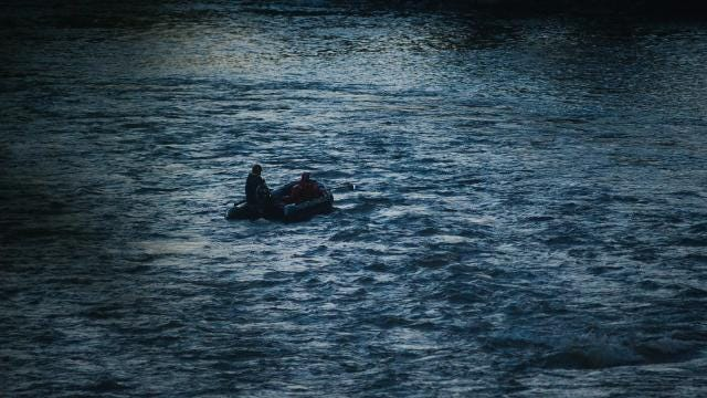 Young boy missing after falling into Winooski River