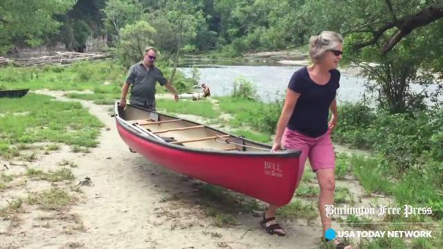 Pedal? Paddle? Fans of the Winooski River embrace both