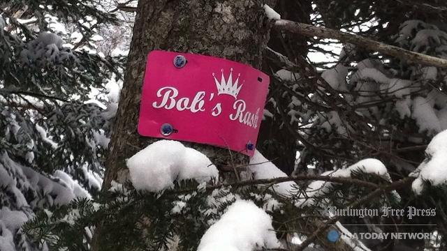 After the death of Bob Koechlin, who learned to ski in Stowe, Vermont, friends including Matt Henderson honored him by spreading his ashes at a backcountry run now known as Bob's Rash.