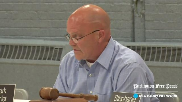 Video: Burlington School Board imposes teacher working conditions