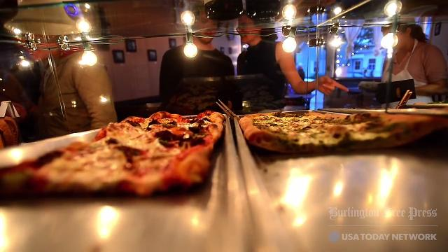 Barrio Pizza is trying out a new twist: counter service with pizza ordered by the inch. The neighborhood hangout in Burlington's Old North End is going for an old Italian model, but instead of a slice they've got a ruler handy.