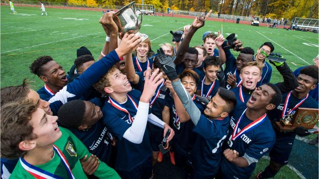 A snapshot at the teams contending for high school championships this fall in boys and girls soccer, field hockey and cross-country running.