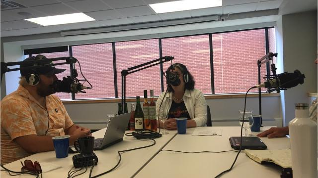 Listen to It's the Beer Talking episode 3.03 on September 26th for the full version of our chat with Eleanor Leger, founder and co-creator of Eden Specialty Ciders.