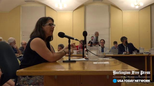 BT Telecom public comment at city council