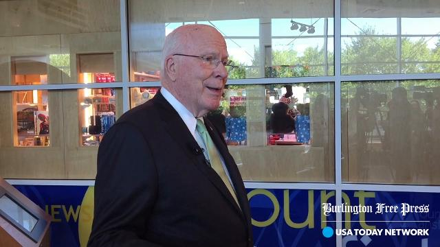 Sen. Leahy speaks about withdrawal of some U.S. personnel from Cuba