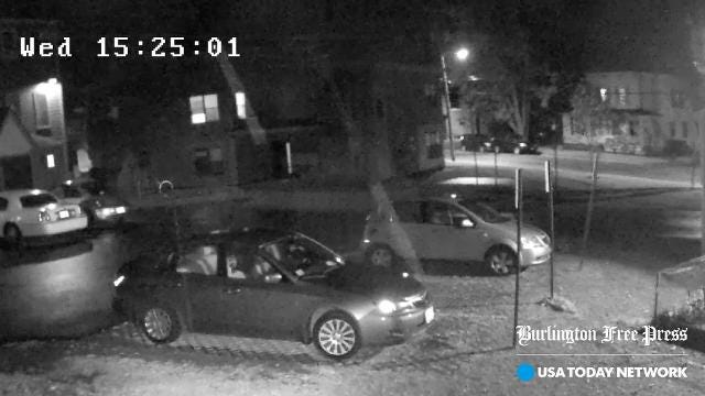 On Oct. 26, 2017, Burlington police received reports of gunshots on Riverside Avenue. Anyone with information about this incident is asked to contact Det. Tom Chenette at (802) 540-2271 or via email at tchenette@bpdvt.org.