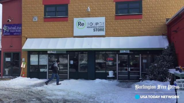 The Pine Street location for ReSource, household goods in Burlington, is set to become studio/workshop space for entrepreneurs after the organization's shop and offices move to Williston. Produced Jan. 17, 2018.