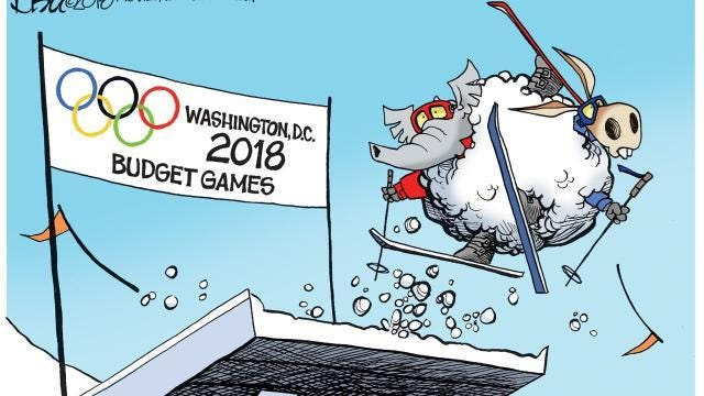 Editorial Cartoons: Jan. 19, 2018