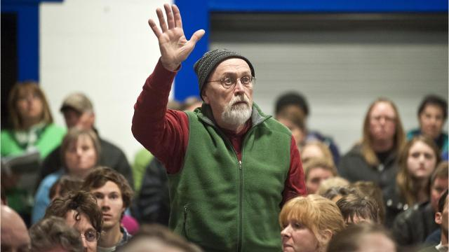 Town Meeting Day: A look back at Vermonters taking on their civic duty