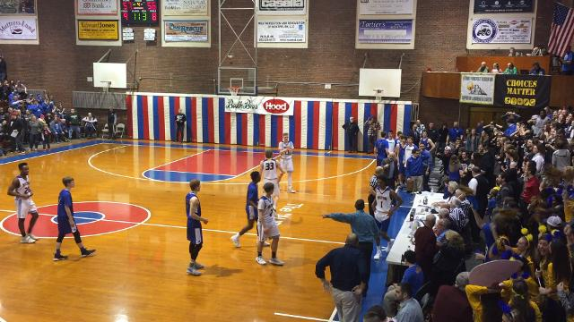 VIDEO: U-32's last-second 3-pointer waved off as Milton wins 57-56