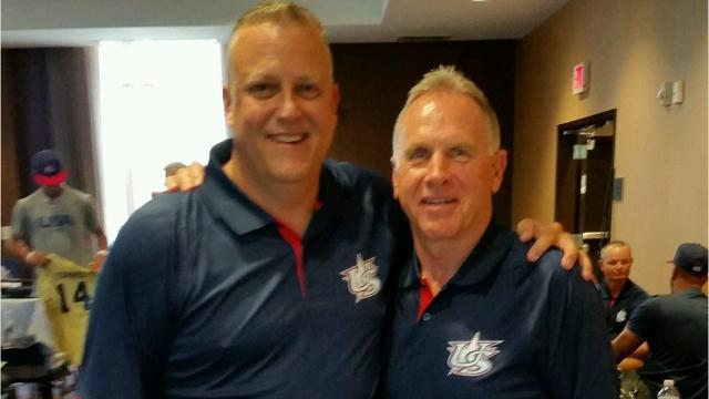 USA coaching gig provides thrills for Woodmont AD