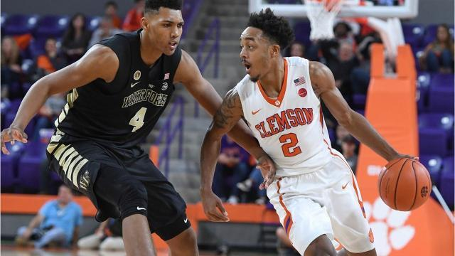 Clemson men's basketball team to get two shots at defending national champs