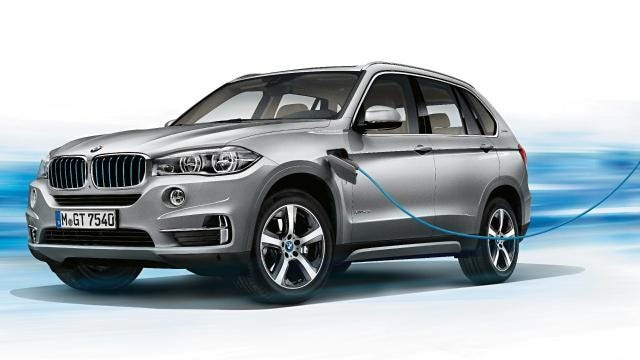 Bmw Electric Vehicles Hit 100 000 Mark