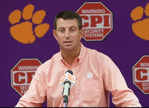 "Dabo Louisville is ""Crazy Good"""